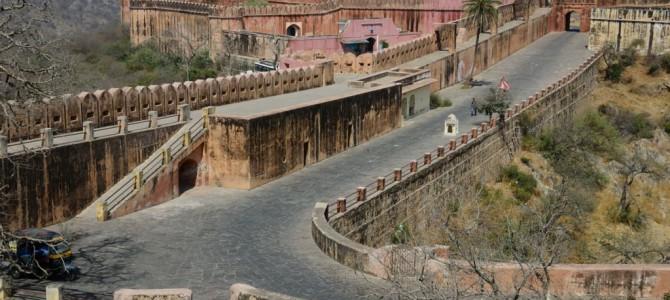 जयपुर दर्शन – जयगढ़ दुर्ग