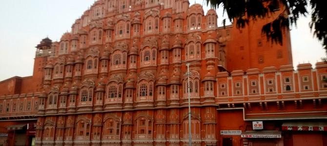 जयपुर दर्शन – प्रातःकालीन पैदल भ्रमण
