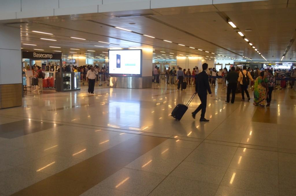 दिल्ली एयरपोर्ट टर्मिनल नं. 3