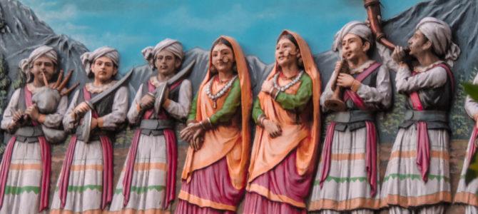 काठगोदाम –  भीमताल – नैनीताल का बाज़ार