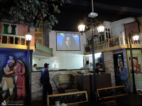 Nainital-Mall Road-Chandni Chowk restaurant-interior decoration