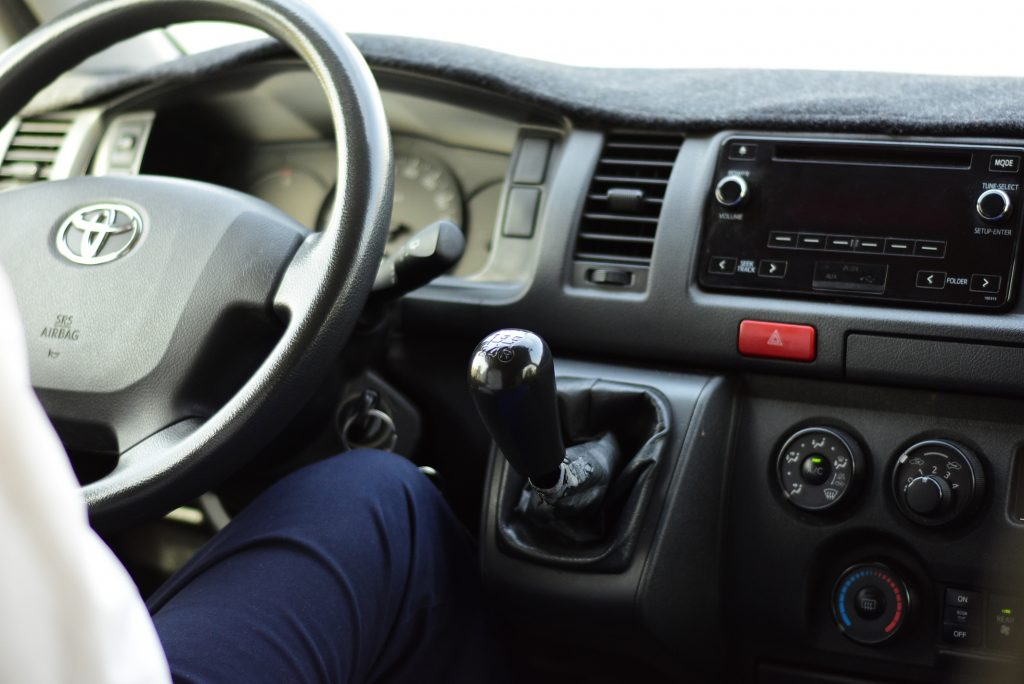 All four-wheelers in UAE have got steering wheel on the left side unlike India.