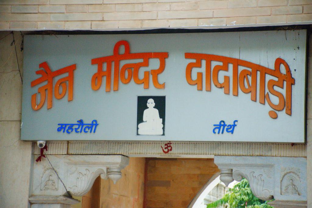 जैन मंदिर दादाबाड़ी दिल्ली का प्राचीनतम जैन मंदिर माना जाता है।