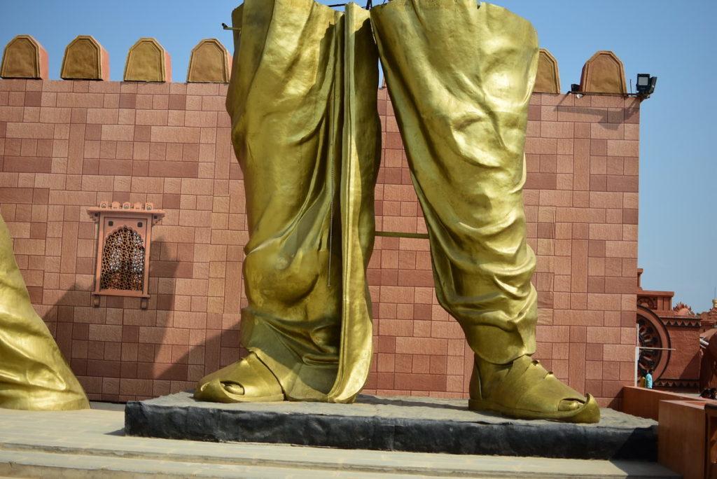 Legs of Bahubali\