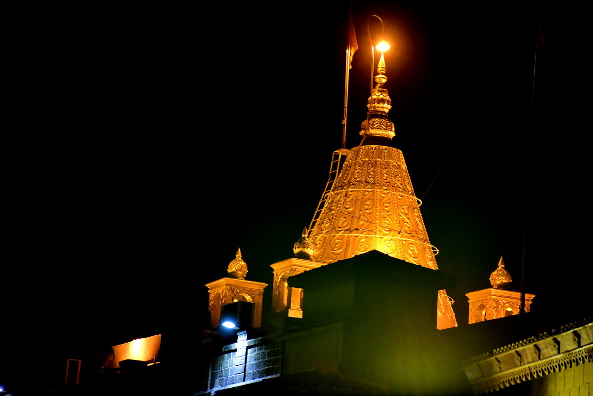 हमारी महाराष्ट्र यात्रा – शिरडी में साईं धाम के दर्शन