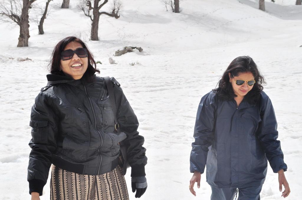 काश्मीर की सैर: गुलमर्ग – गंडोला और स्कीइंग