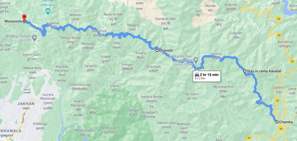 This image has an empty alt attribute; its file name is Chamba-Mussoorie-Road-1024x489.jpg