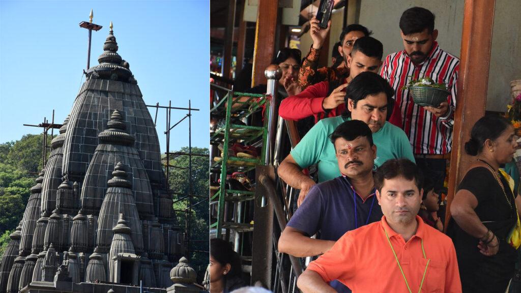 भीमाशंकर ज्योतिर्लिंग मन्दिर बहुत प्राचीन है!
